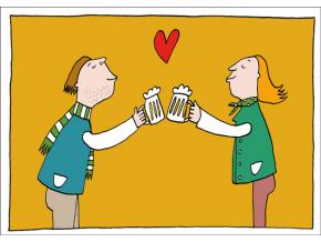 Na pivo s láskou web