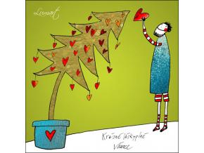 Přání - Zdobení stromku
