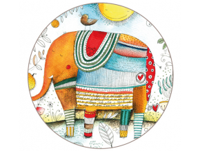 Magnet stastny slon 75mm