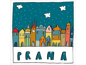 P TPR14 Praha stověžatá zim