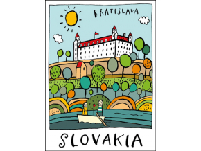 Etiketa Bratislava A