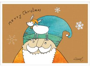 Pohled - Santa