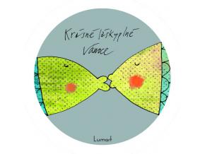 Magnetická placka - Kapříci
