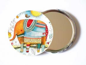 Zrcátko - Šťastný slon