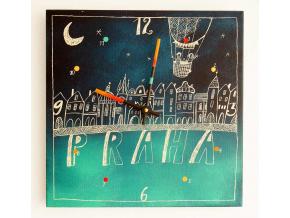 Keramické hodiny - Praha
