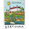 Etiketa Bratislava B