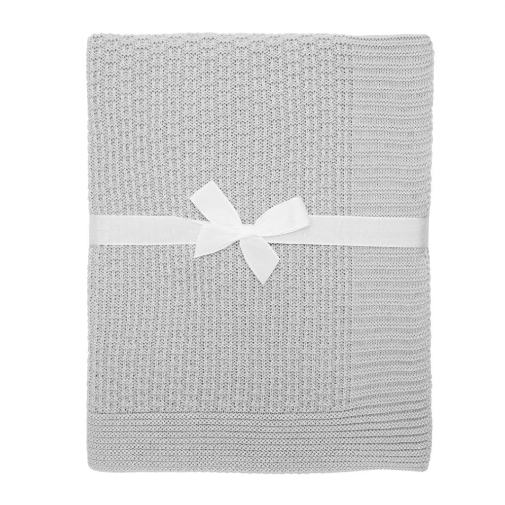 5 1 letna detska deka siva