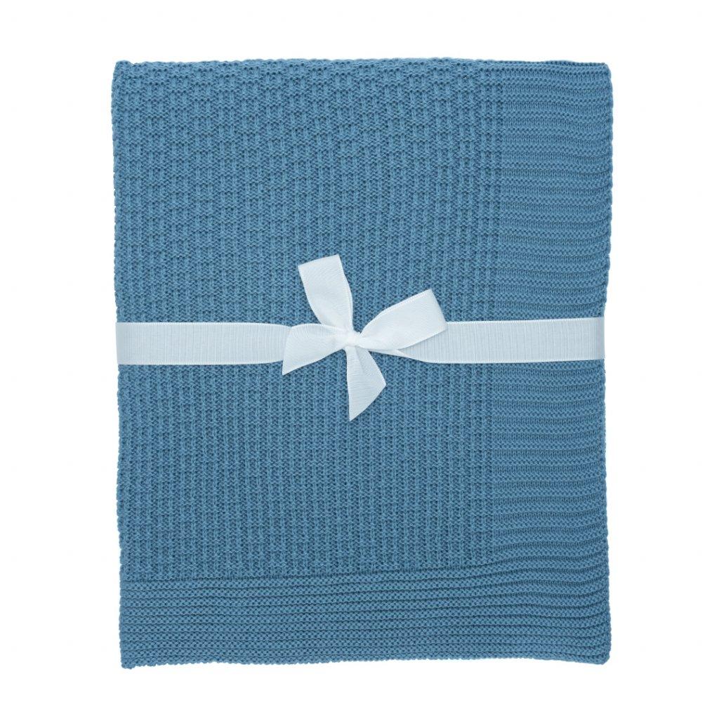 1 1 letna detska deka modra