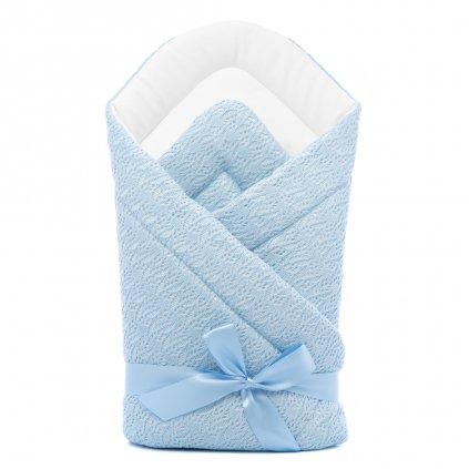 krstova zavinovacka modrá