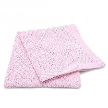 1 2 lumima detska letna deka ruzova