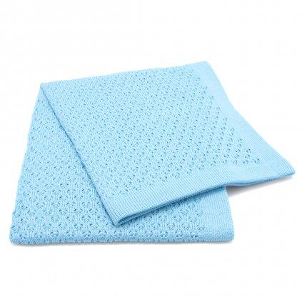 2 2 lumima detska letna deka modra