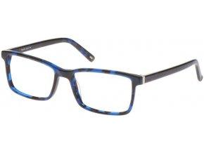 Inface 9333-767, modrá,stříbrná