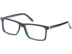 Inface 9334-772, modrá,stříbrná