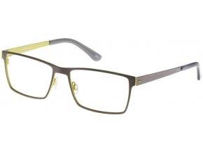 Inface 8413-519, šedá,žlutozelená