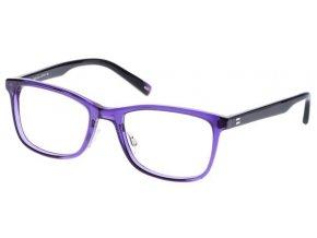 Inface 9307-974, fialová,černá