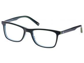 Inface 9308-979, zelená,modrá