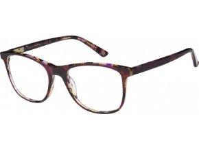 Inface 9351-829, fialová demi