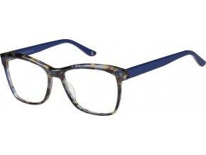 Inface 9355-846, modrá havana