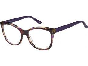 Inface 9356-850, fialová havana