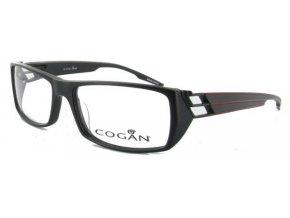 Yves Cogan 0848 (černá satin)