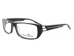 Yves Cogan 0848 (černá)