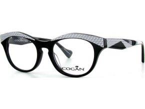 Yves Cogan 0894 (černá)