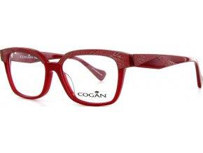 Yves Cogan 0896 (červená)