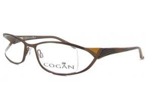 Yves Cogan 2162 (hnědá)