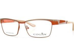 Yves Cogan 2461 (hnědá)