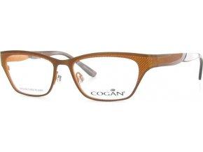 Yves Cogan 2463 (hnědá)