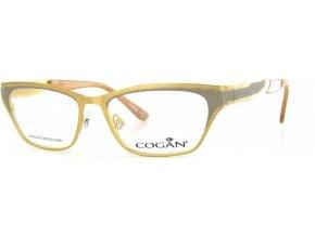 Yves Cogan 2463 (zlatá)