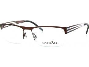 Yves Cogan 2466 (hnědá)