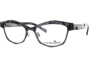 Yves Cogan 2474 (hnědá)