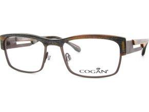 Yves Cogan 2475 (hnědá)