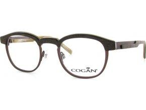 Yves Cogan 2490 (hnědá)
