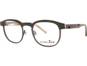 Yves Cogan 2495 (hnědá)