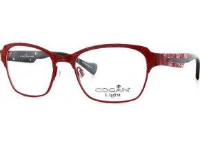 Yves Cogan 2498 (černá,červená)