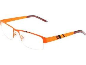 Noego Flash 5-C57 (fl.oranžová,černá)