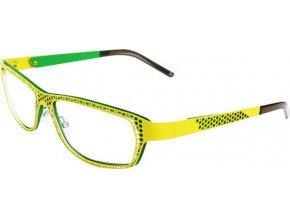 Noego Illusion 4-C93 (žlutá,zelená)