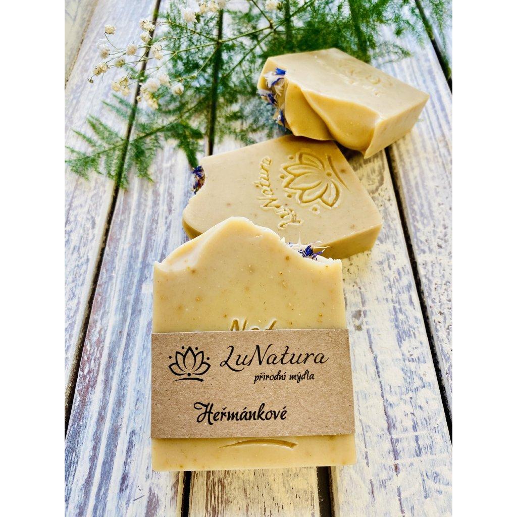 LuNatura přírodní heřmánkové mýdlo