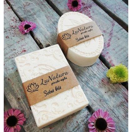 LuNatura přírodní solné mýdlo