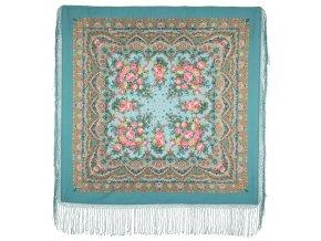 """Vlněný šátek """"Slovanka"""""""