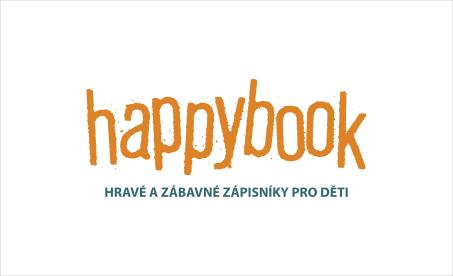 HAPPYBOOK - zápisníky pro děti