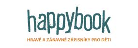 happybook zápisníky pro děti
