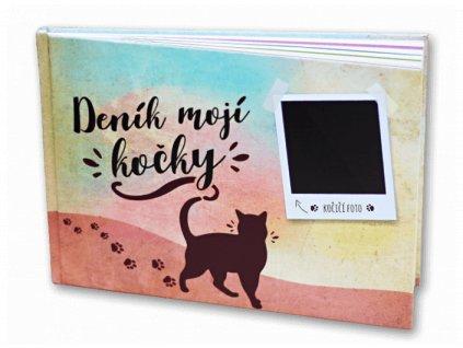 deník mojí kočky