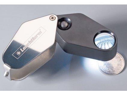 precizni svetelna lupa s diodou led lu 24 led img 258 znamky v