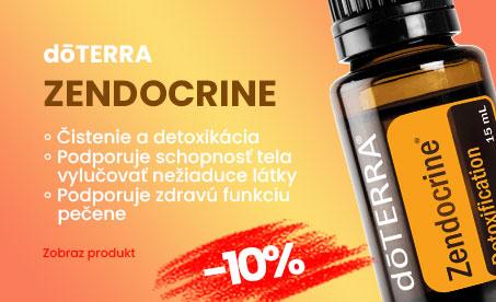 Doterra Zendocrine Aktivačná zmes 15ml