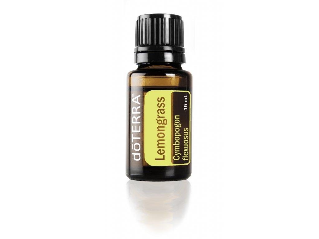 Doterra esenciálny olej Citrónová tráva (Lemongrass) - 15ml