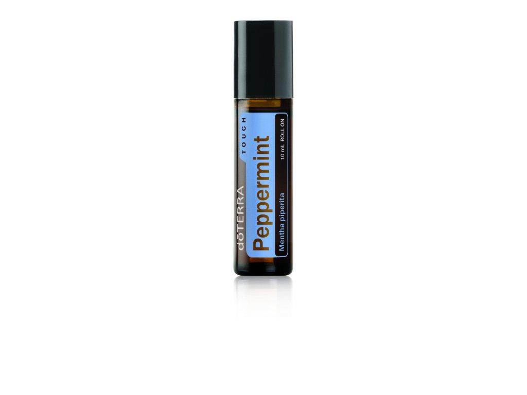 Doterra esenciálny olej Mäta Touch (Peppermint) - 10ml