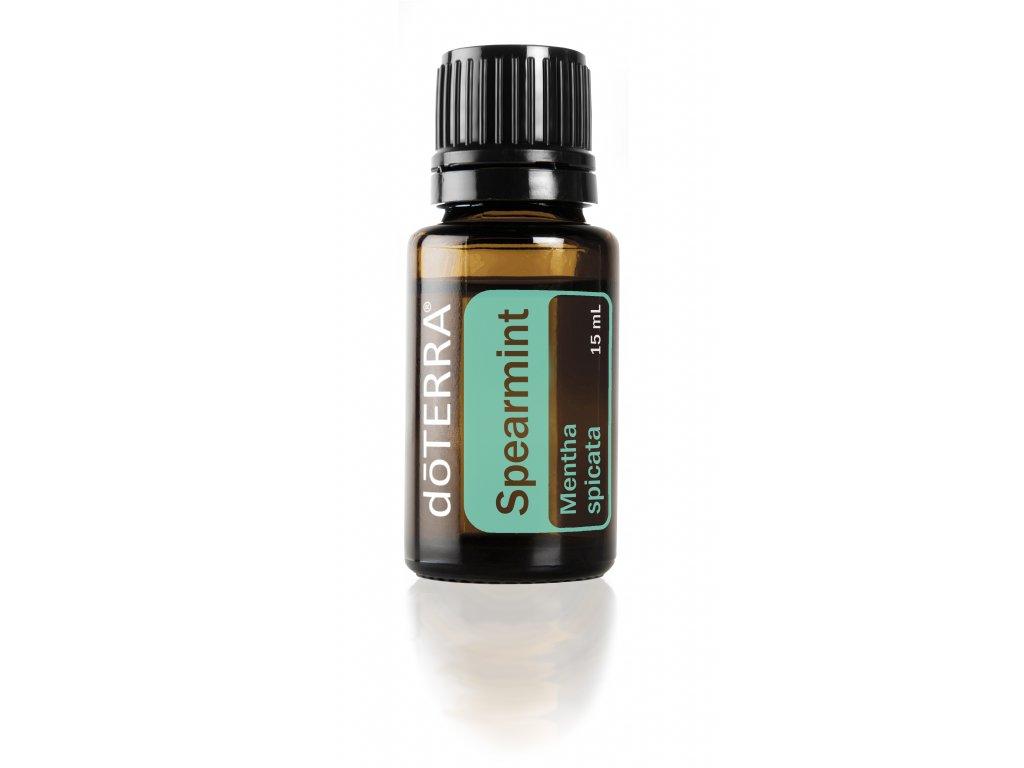 Doterra esenciálny olej Mäta klasnatá (Spearmint) - 15ml